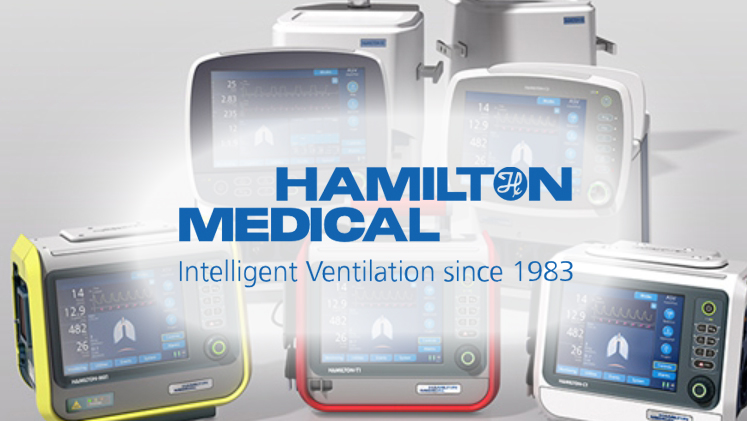 Hamilton Medical Inc 1886 Magnet Group Gpo Contracts