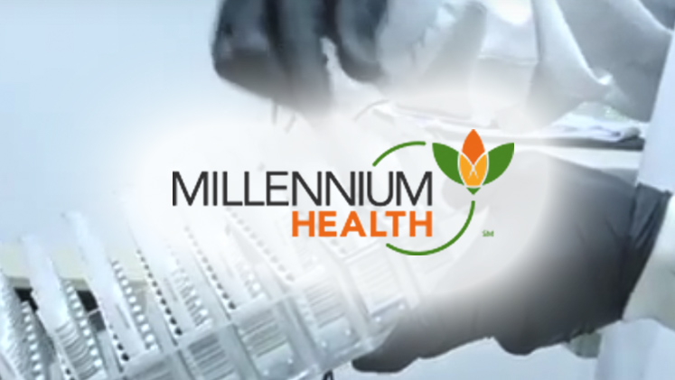 Millennium Health 2920 Magnet Group Gpo Contracts