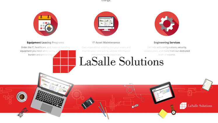 Lasalle Solutions 3035 Magnet Group Gpo Contracts